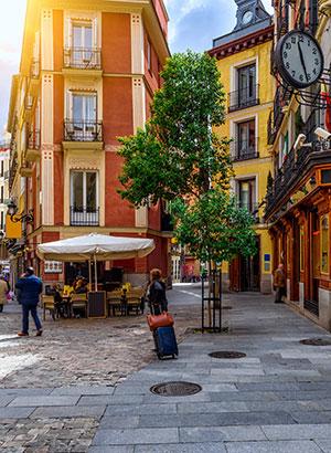 Doen in Madrid: wijken ontdekken