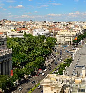 Doen in Madrid: winkelen