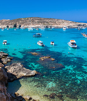 Doen op Malta: Comino