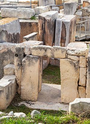 Doen op Malta: tempels
