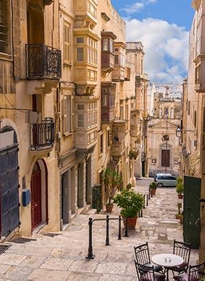 Doen in Malta: Valletta