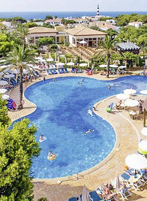Familiehotels Menorca: Zafiro Menorca