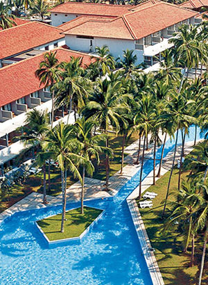 Luxe hotels Sri Lanka: The Blue Water Hotel