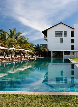 Luxe hotels Sri Lanka: Jetwing Blue Hotel
