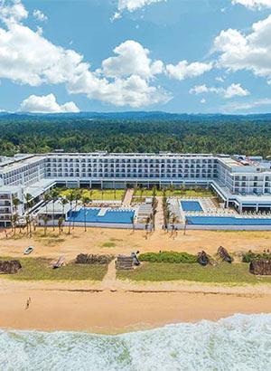 Luxe hotels Sri Lanka: Riu