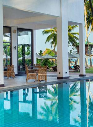 Luxe hotels Sri Lanka: Shinagawa
