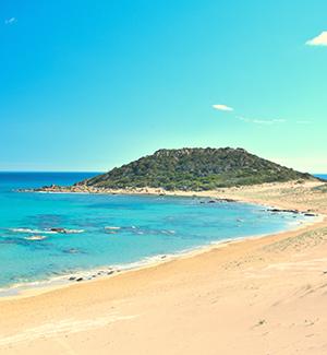 Noord-Cyprus: stranden
