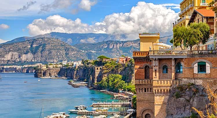 Sorrento, Amalfi ontdekken