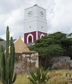 Beleef Oranjestad Aruba, Fort Zoutman