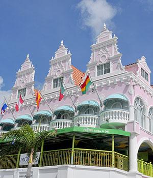 Beleef Oranjestad Aruba, Royal Plaza Mall
