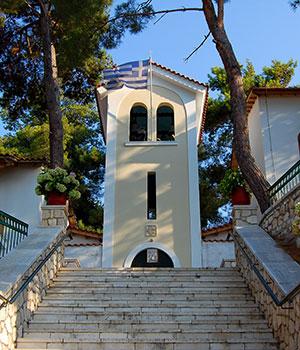 Faneromenis Klooster, Bezienswaardigheden Lefkas