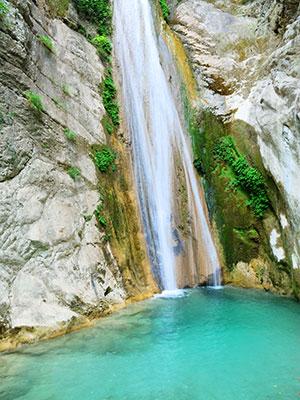 Watervallen Nidri, Bezienswaardigheden Lefkas