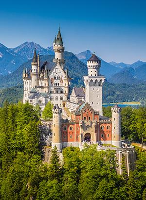 Hoogtepunten Duitsland: Neuschwanstein
