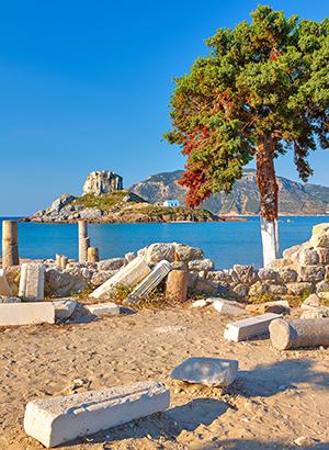 Auto huren Kos: Agios Stefanos