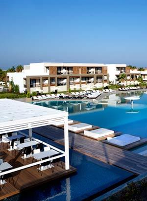 Populaire hotels Kos: Pelagos Suites Hotel