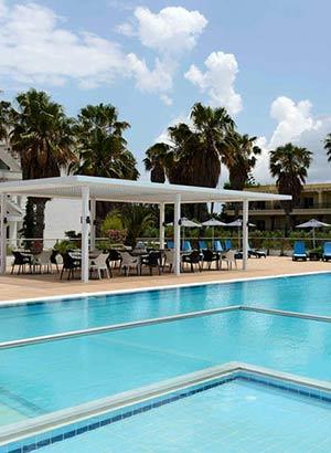 Populaire hotels Kos; Smartline More Meni Cosmopolitan