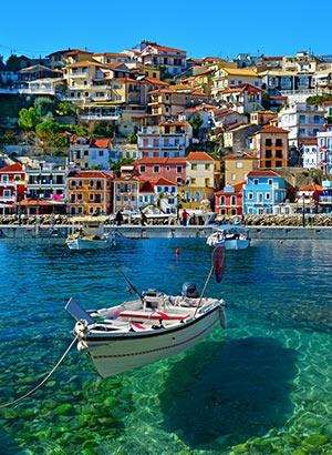 Griekse vakantir Epirus & Parga: haven