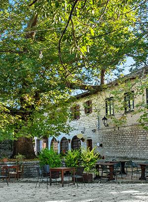 Griekse vakantie Epirus & Parga: omgeving