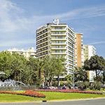 Moeder-dochter-weekendje: Málaga, Hotel MS Maestranza