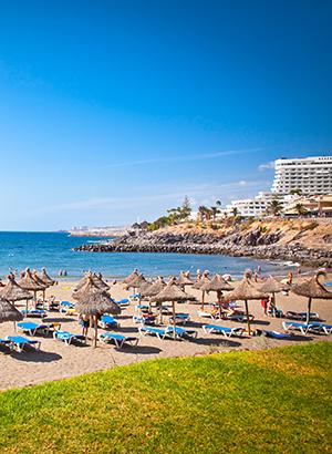 Leukste badplaatsen Tenerife: Costa Adeje