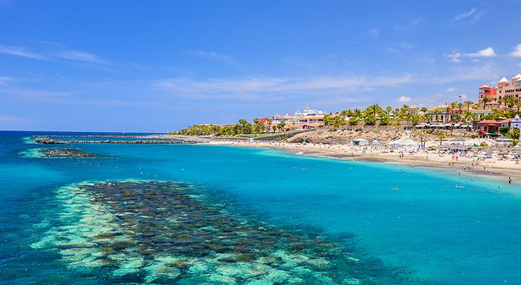 Leukste badplaatsen Tenerife