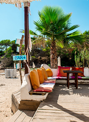 Bestemmingen zomerse short breaks: Ibiza