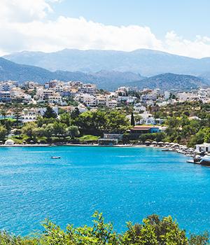 Agios Nikolaos, strand