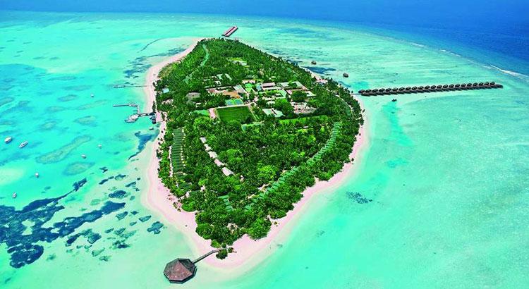 All inclusive Malediven