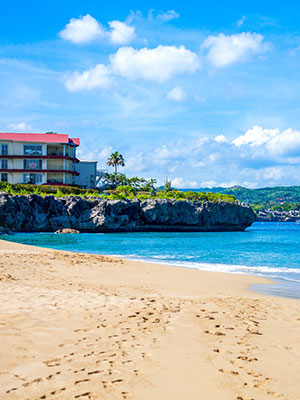 Badplaatsen Dominicaanse Republiek, noorden