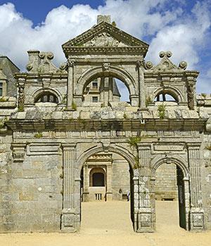 Bezienswaardigheden Bretagne, Chateau de Kerjean