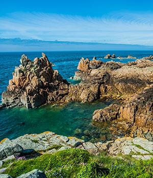 Bezienswaardigheden Bretagne, Ile de Brehat