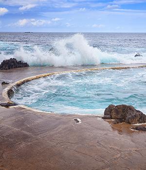 Doen op Madeira: natuurlijke zwembaden