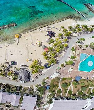 Doen op Bonaire, Plaza Resort Bonaire