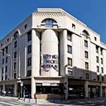 Steden met strand: Nice, Hotel Nice Riviera
