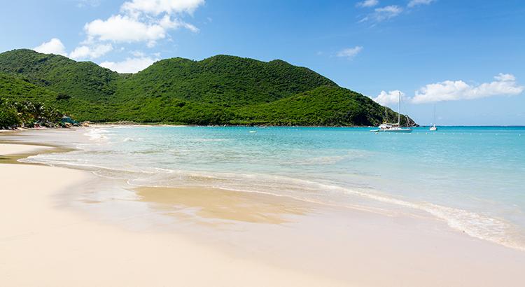 Stranden Sint Maarten