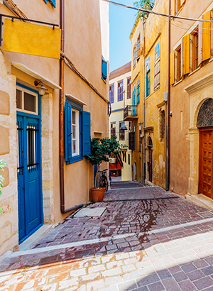 Auto huren Kreta: Chania