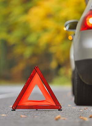 Autovakantie Europa: verkeersregels, gevarendriehoek
