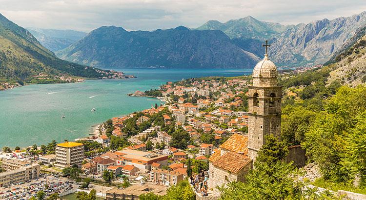Bezienswaardigheden Kotor, Montenegro