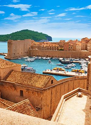 Excursies Montenegro: Dubrovnik