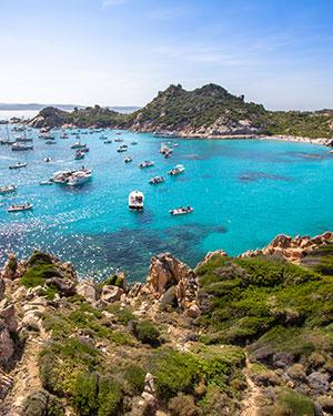 Doen op Sardinië: archipel