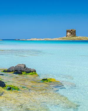 Doen op Sardinië: strand