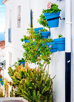 Dorpjes Costa del Sol, Mijas