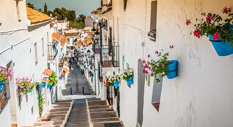 mooiste dorpjes Costa del Sol