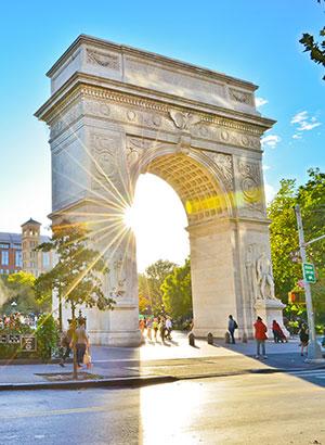 Greenwich Village, New York: bezienswaardigheden