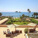 Badplaatsen Montenegro, Petrovac: Hotel Palas)