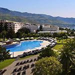 Badplaatsen Montenegro, Becici: Iberostar Bellevue)