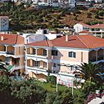 Bezienswaardigheden Samos; Samos-Stad, Paradise Hotel