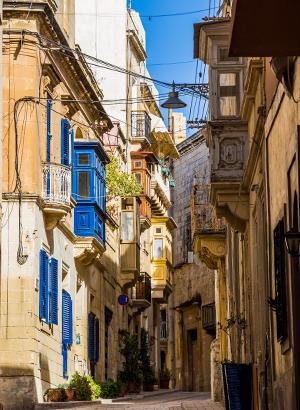 Last minute Europa: Malta
