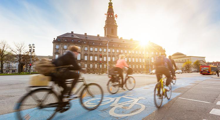 Leukste fietssteden Europa