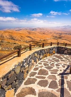 Mooiste uitzichtpunten Fuerteventura: Morro Velosa